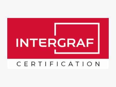 Intergraf Certification